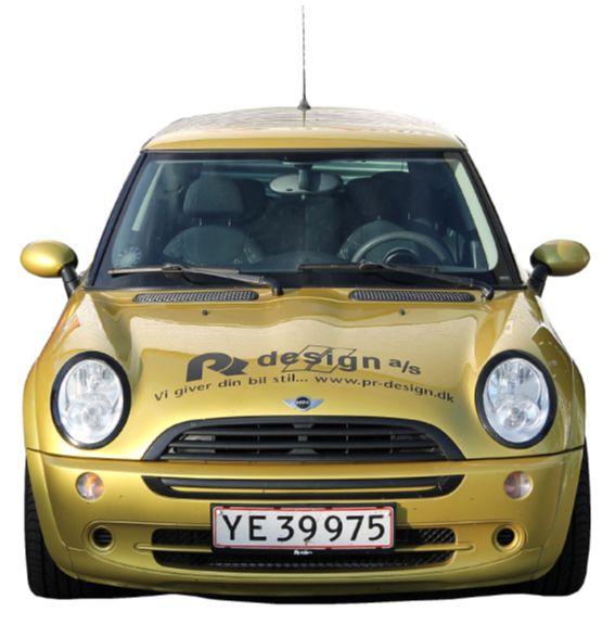 PR Design - Kundebil