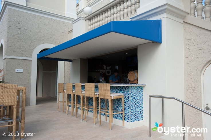 Beach Club Bar at The Main Pool at The Breakers Palm Beach