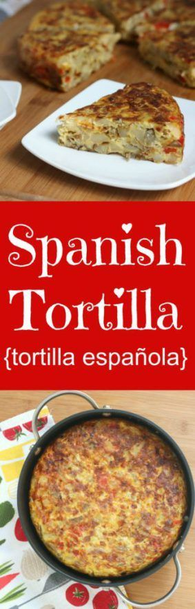 spanish tortilla #thereciperedux