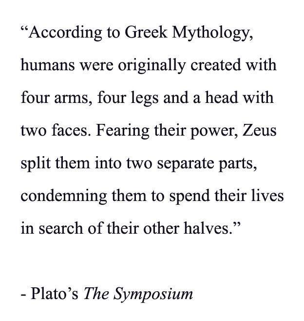 Got to love Greek mythology