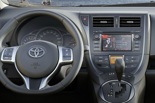 2015 Toyota Verso S Temperature Control 600x400 2015 Toyota Verso S Full Review