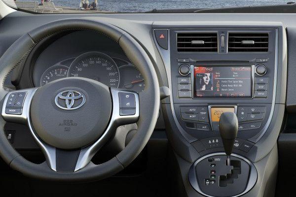 2015 Toyota Verso S Temperature Control 600x400 2015 Toyota Verso S Full Review