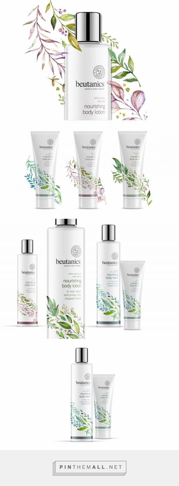 Beutanics (Concept) - Packaging of the World - Creative Package Design Gallery - http://www.packagingoftheworld.com/2017/01/beutanics.html
