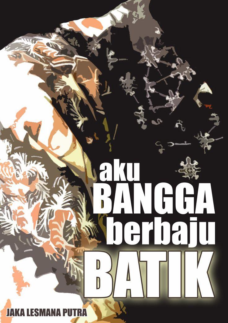 ku bangga berbaju batik (y)