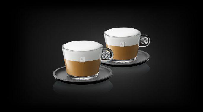 GLASS Cappuccino Gläser