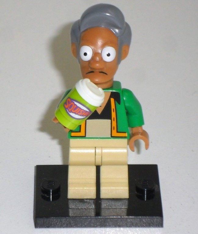 Lego Simpsons APU NAHASAPEEMAPET Minifig Minifigure Mini Fig New