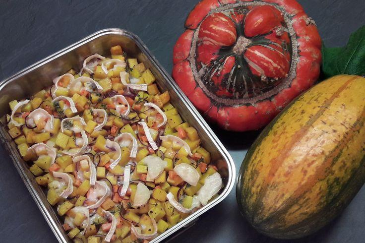 Der Herbst ist da, und schon kommen wir an die bunte Vielfalt der Kürbisse nicht vorbei. Das gesunde Fruchtfleisch vom Kürbis findet oft zu wenig Beachtung.