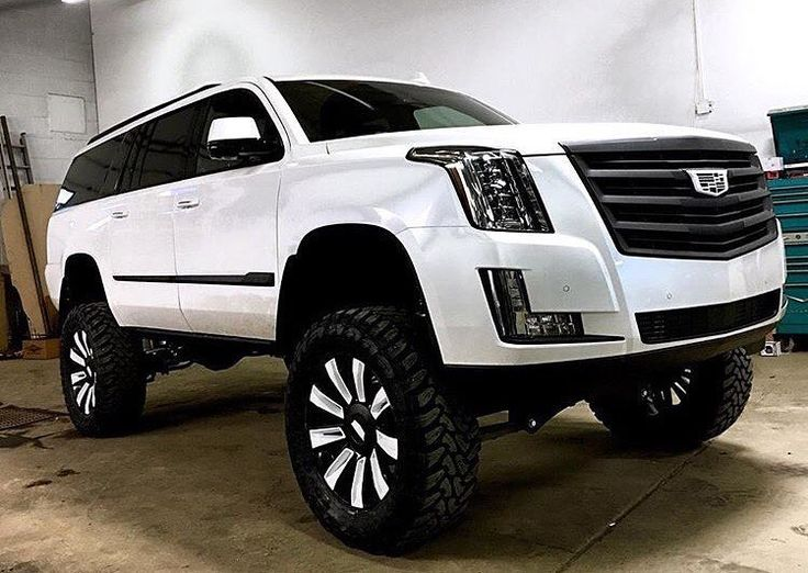 #Cadillac #Escalade #Lifted