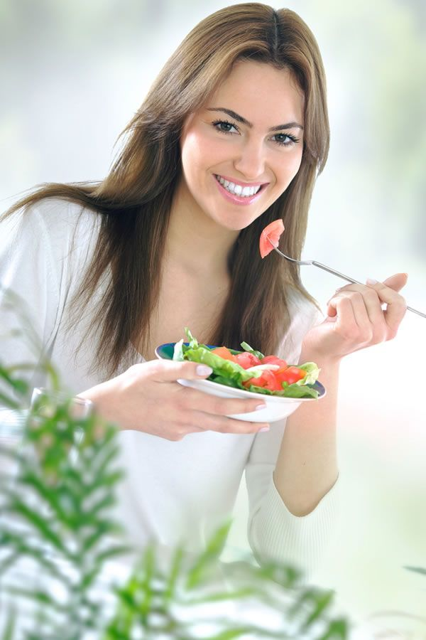 Diet Treatments: Five Natural Foods For Treating Hot Flashes