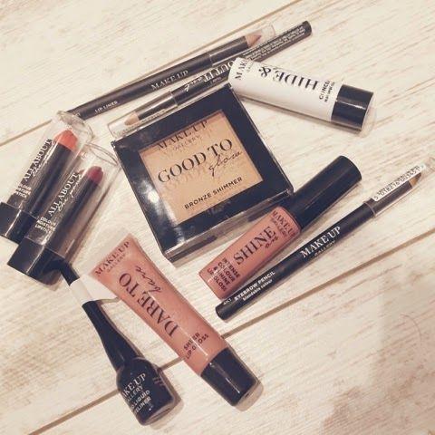 Poundland beauty range - Makeup Gallery Review