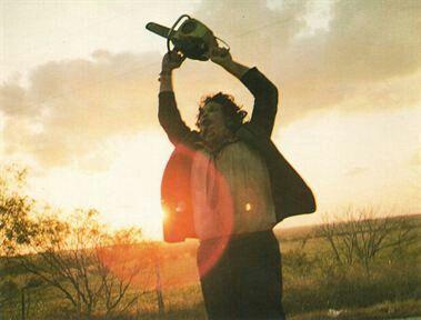 The Texas chain saw massacre(1974)