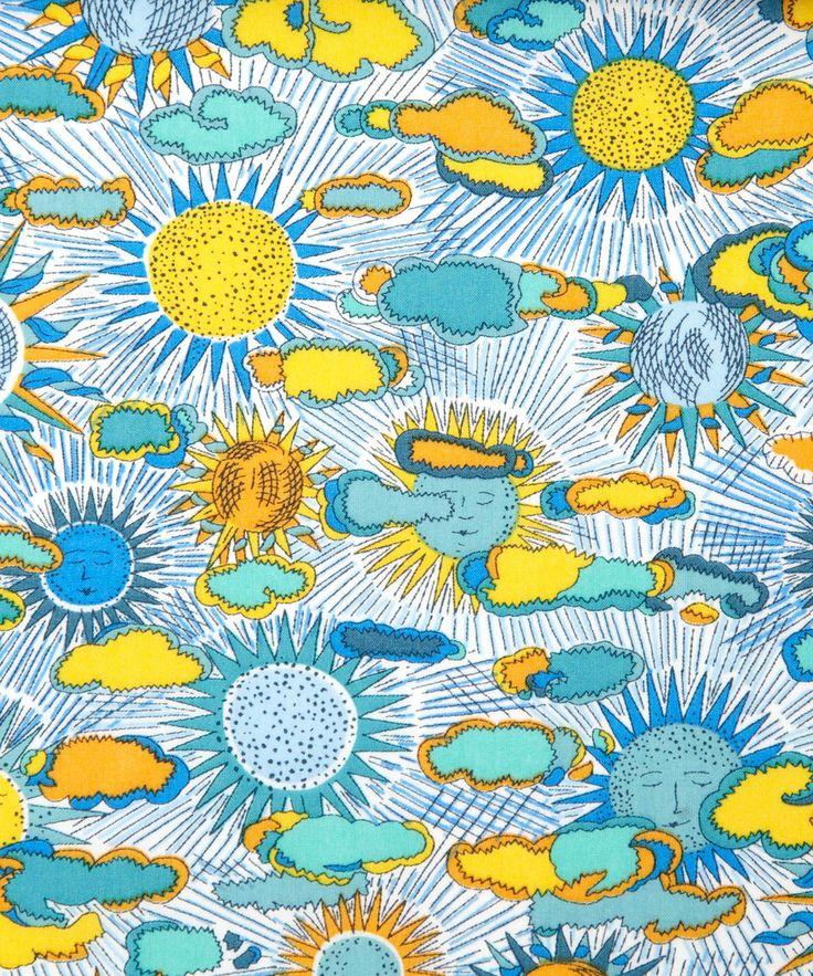 Liberty Art Fabrics Daniel DJ B Tana Lawn Liberty.co.uk