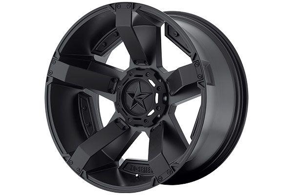 XD811 RS2 Black Wheels for Trucks - Best Price on XD Wheels 811 RS2 Black Rims by KMC Wheels