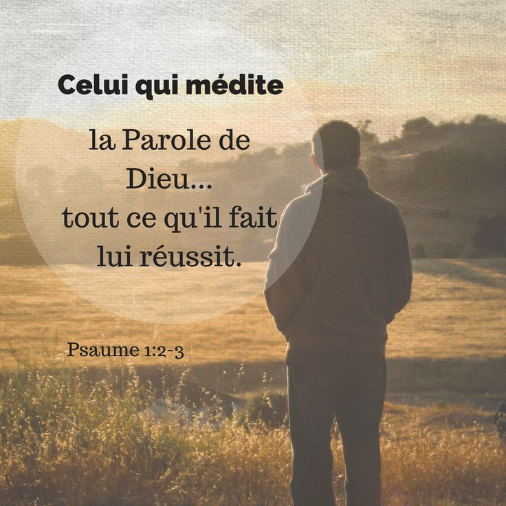 Psaumes1: 2-3