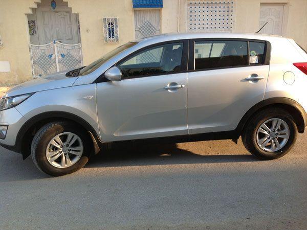 Annonce de vente de voiture occasion en tunisie KIA SPORTAGE Tunis