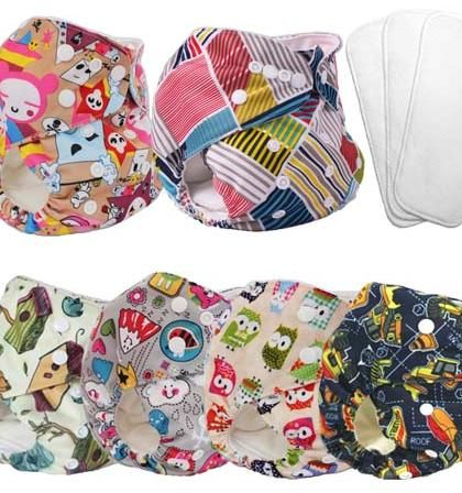 cloth diapers,homemade diapers