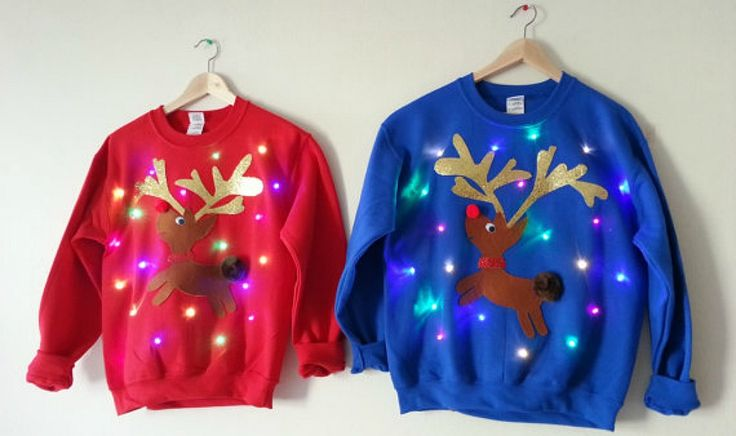 If you want to be THAT couple, then these matching reindeer sweaters are for you. Just think of all the cute pictures you can take together! No beau? Try them with your bestie instead.  Purchase them here.   - Redbook.com