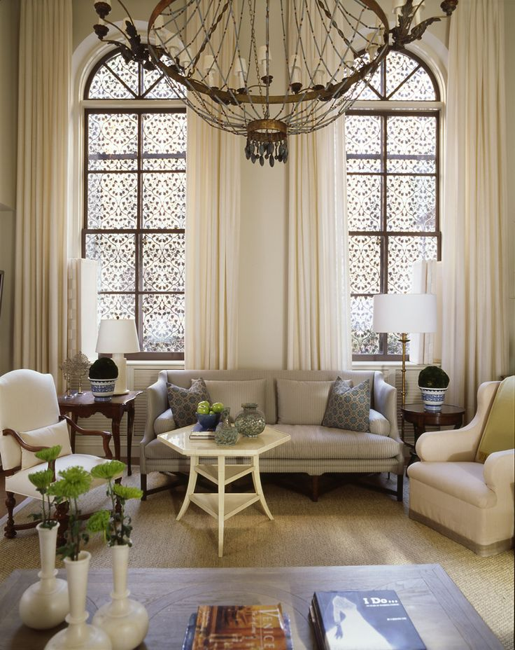 Manhattan Salon By Mcalpine Booth Ferrier Beautiful Living RoomsBeautiful