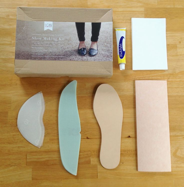 Scared Stitchless// Shoemaking: Figuring out how to start