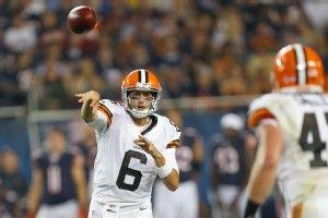 Brian Hoyer Named Cleveland Browns Week 1 Starter Over Johnny Manziel  - http://www.tsmplug.com/nfl/brian-hoyer-named-cleveland-browns-week-1-starter-johnny-manziel/