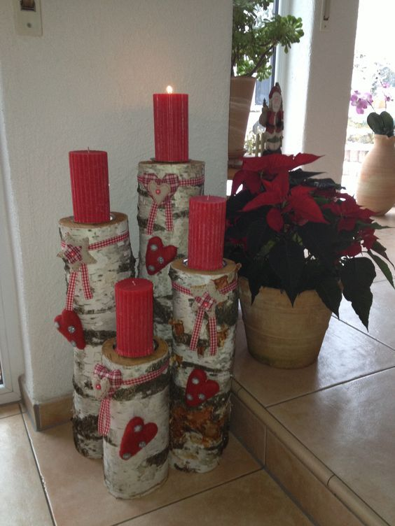 Winterdecoratie is niet alleen voor binnenshuis... Want deze 10 winter en herfst decoratie ideetjes voor in de tuin zijn super gaaf! - Zelfmaak ideetjes