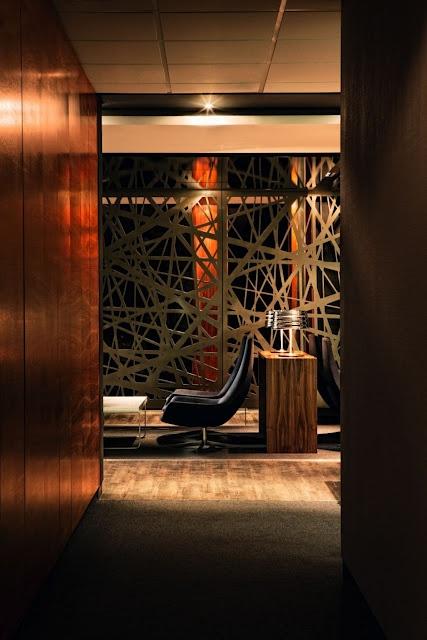Source Interior Brand Architects, office interior