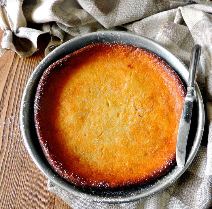 Migliaccio napoletano, la torta di semolino e ricotta