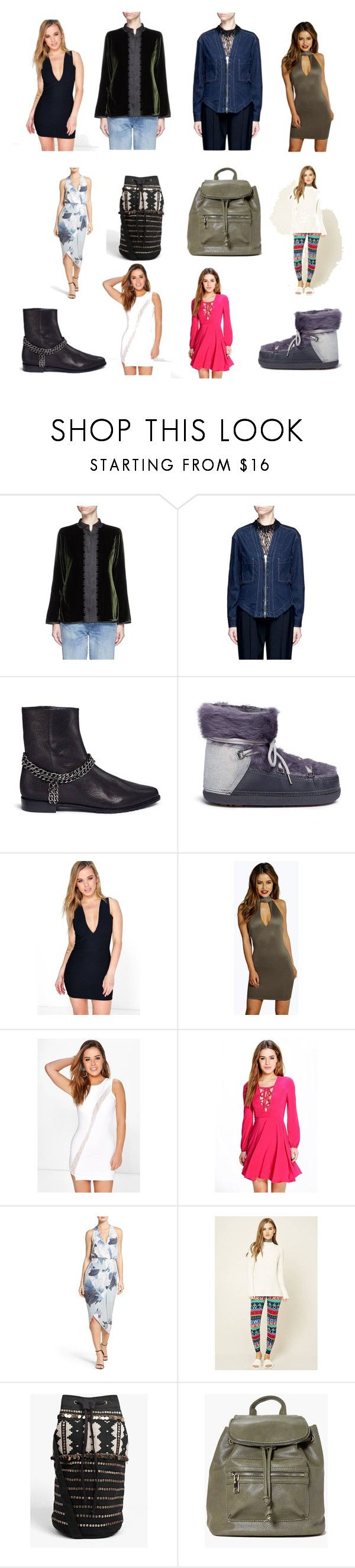 """Wonderful sale"" by cate-jennifer ❤ liked on Polyvore featuring F.R.S For Restless Sleepers, Lanvin, Stuart Weitzman, INUIKII, Boohoo, Cooper St, Forever 21 and vintage"