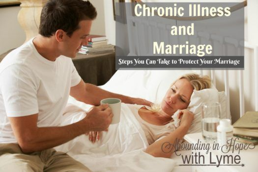 Steps to Protect Your Marriage Through Chronic Illness
