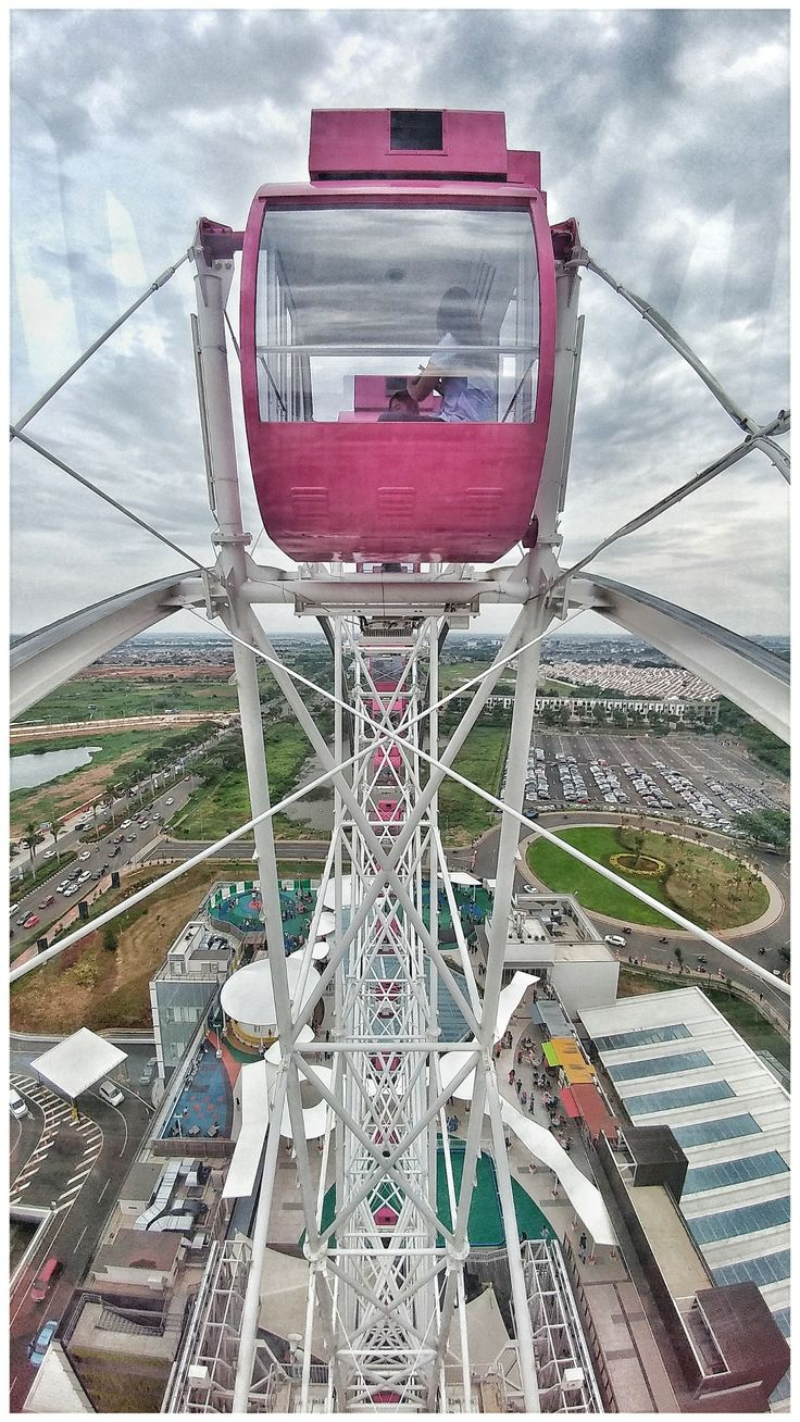 Ferris Wheel, Aeon Mall, Jakarta Garden City, Cakung