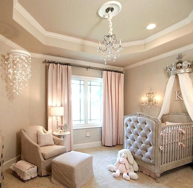 Cute Baby Rooms Ideas Beautiful Gray And Pink Nursery Features Our Gray Baby Bedding Collection So Pretty For Baby Girl Bedroom Baby Room Decor Baby Girl Room