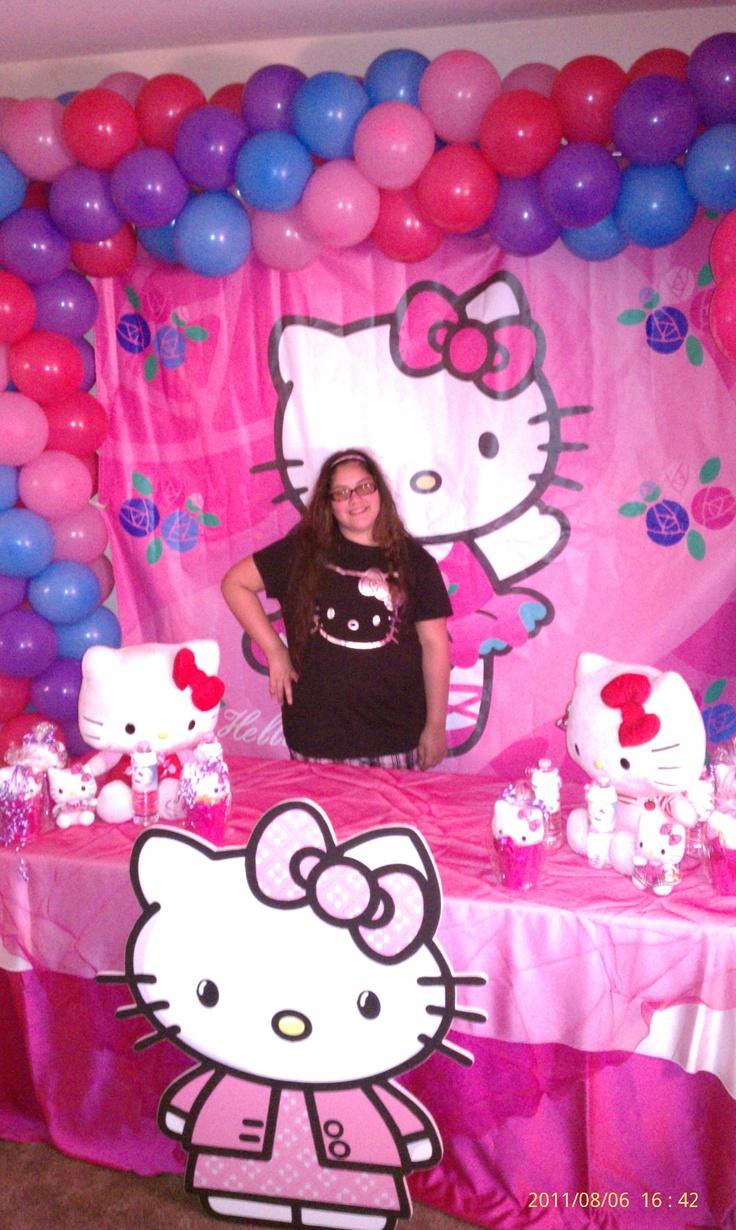 80 best Hello Kitty Birthday images on Pinterest Hello kitty