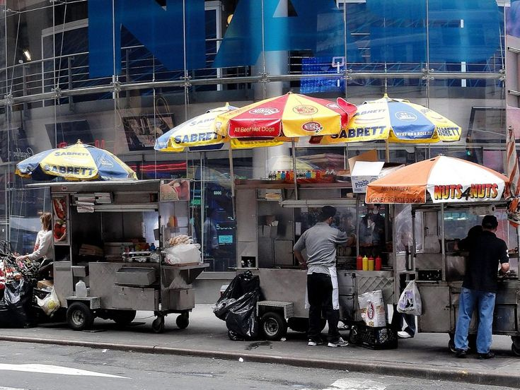 street food by Zbigniew Włodarski