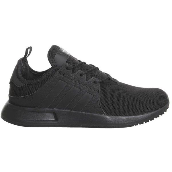 adidas supplied by Office Adidas X Plr Trainers ($92) ? liked on Polyvore  featuring