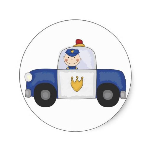 21 best Police Stickers For Kids images on Pinterest ...  Police