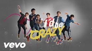Id be crazy, si no puedo estaaaar, junto a ti, id be crazy, si pierdo lugaaar