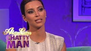 Kim Kardashian  Full Interview on Alan Carr: Chatty Man