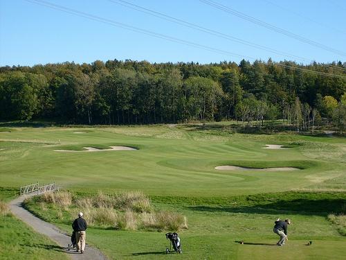 Moss & Rygge Golfklubb Golf Course.