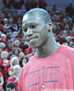 Gorgui Dieng leaves an indelible mark on Louisville basketball