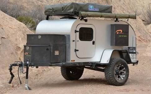 teardrop camper off road australia - Google Search