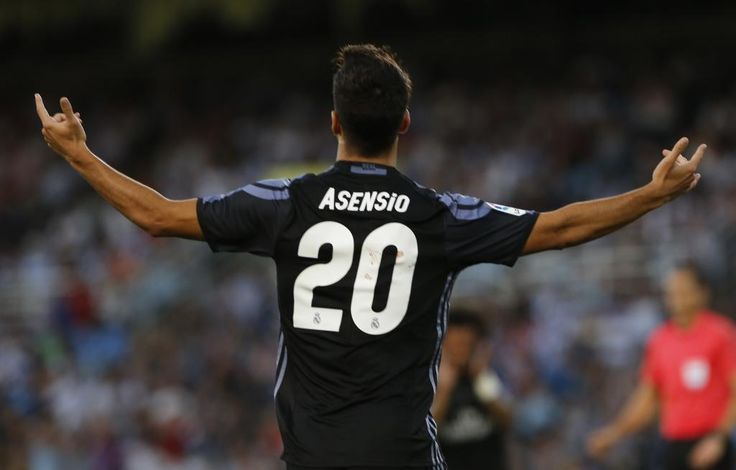 Marco Asensio, 2016/17