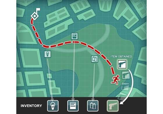 Undead Exercise Apps - Enjoy Fitness in an Adventurous Way with the 'Zombies, Run!' App (GALLERY)