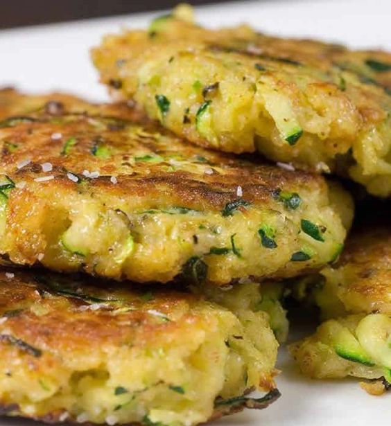 Paillassons de courgettes au thermomix