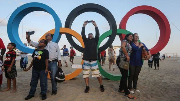 Olympic athletes are upset 'Pokémon Go' isn't available in Rio -> http://mashable.com/2016/08/01/pokemon-go-rio-olympics-athletes-upset/   If you're going to Rio de Janeiro for the 2016 Olympics whether as a visitor or an participating athlete you'll have to face one harsh reality: Pokémon Go is a no-go.  The game launched last month and quickly rose to the top of the app store charts on iOS and Android shattering records along the wayPokémon Go has been sitting on top ever since as the game…