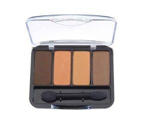 Sombra Cuarteto tono 12  bissu cosmetics  less than 2 dlls