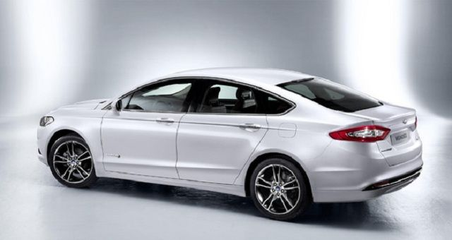 New Review Ford Mondeo 2016 Release Rear View Model  Best Release