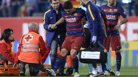 Suarez could miss Copa America after cup final injury