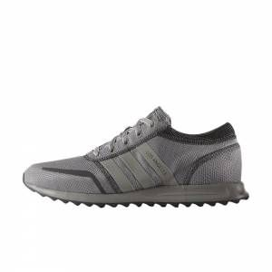adidas ZX Flux Techfit, Sneakers Basses Homme, Gris (Clear/Clear/Super Yellow), 44 EU (9.5 UK)