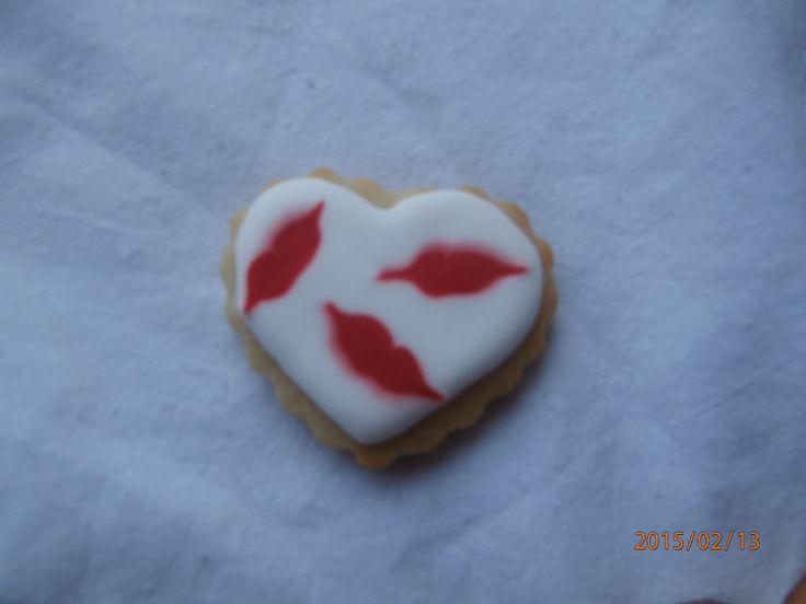 kiss cookie