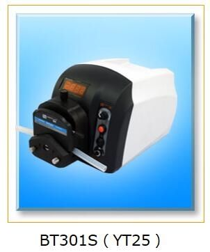 575.00$  Buy here - http://ai3r6.worlditems.win/all/product.php?id=32800472692 - BT301S YT25 Variable Big Flow Speed Peristaltic Pump  Fluid Water Dosing Pump 0.17-1600 ml/min